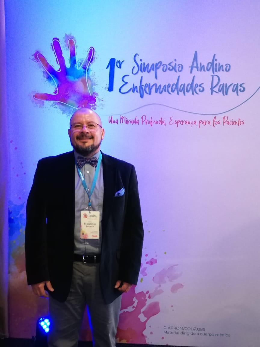 Dr. Mauricio Lopera, MD, Médico y Conferencista