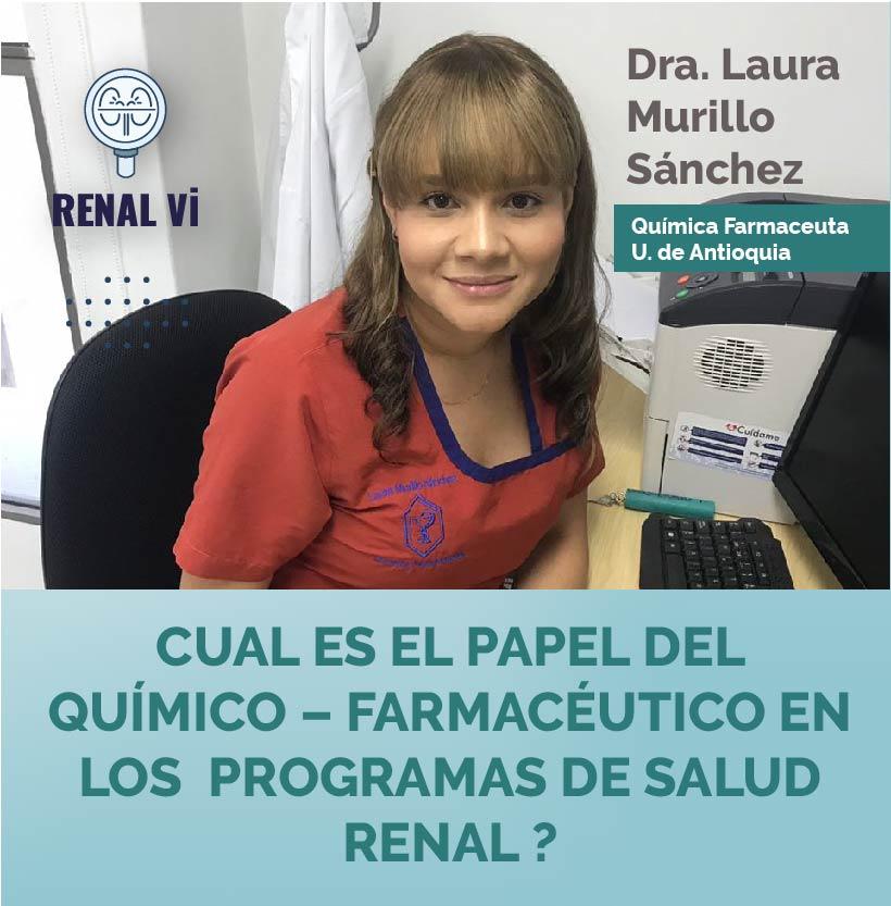 Dra. Laura Murillo Sánchez